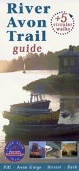 River Avon Trail Guide Book cover